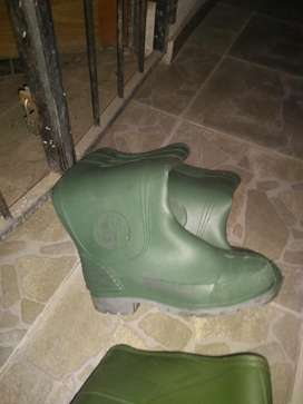 Botas de Goma/