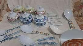 Azucareras Plástico (varios modelos)