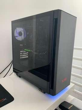 Computador gamer de escritorio