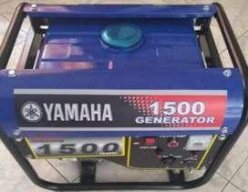 Planta Eléctrica Yamaha 1500 Whats