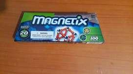 Magnetix Mega Bloks Caja 20 Piezas