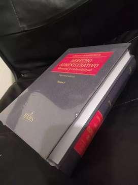 Libros de Derecho Administrativo General y Colombiano Tomo I y II Totalmente nuevos