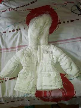 Vendo chaqueta para bebe