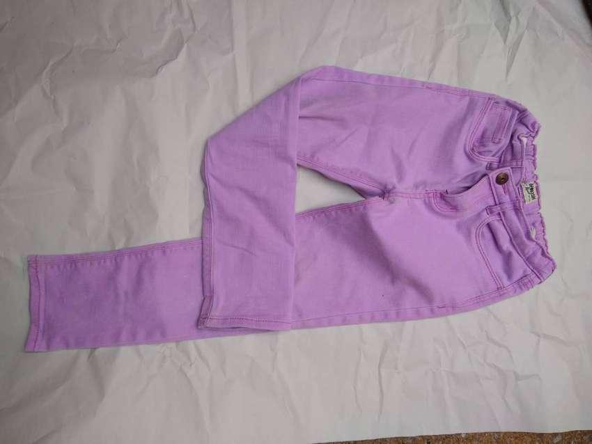 Pantalón Osh KOSH rosa FUSIA TALLE 6-7 0