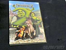Shrek 2 Pixar Disney