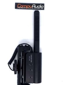 Microfono profesional para camara ShotGun Takstar