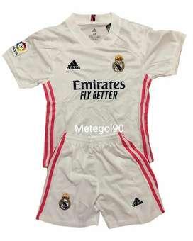 Uniforme Real Madrid Niñ@