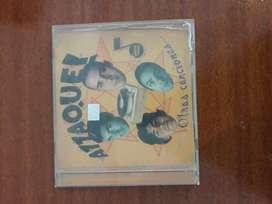 CD - A77aque - Otras canciones