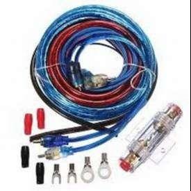 Kits de Instalacion Cables Audiocar 4, 8 Y 10 Gauges