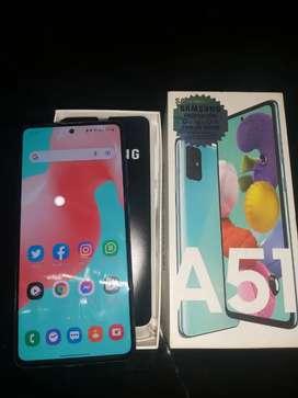Vendo o cambio Samsung A51 64 gb y 4 de ram