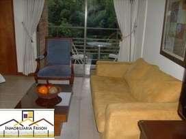Alquiler de Apartamentos Amoblados en el Poblado Patio Bonito Cód. 6323