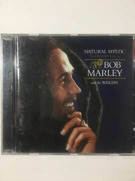 Bob marley natural mustic cd