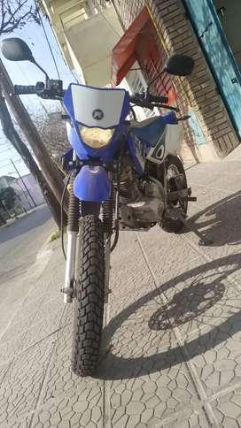 Motomel X3M 125 adventure