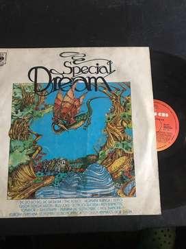 """Disco vinilo """"special dream"""""""