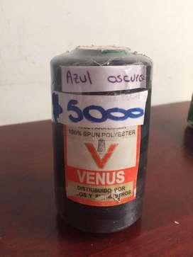 Hilo Venus Azul oscuro