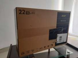 Monitor Acer 22 pulgadas IPS (NUEVO)