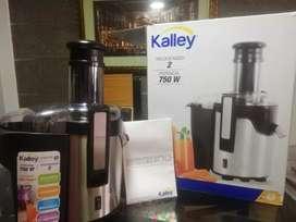 Extractor kalley