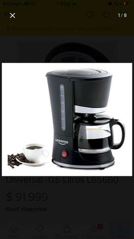 Cafetera universal