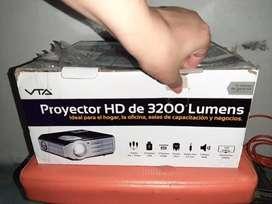 Video beams