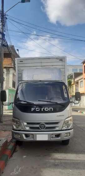Camión foton año 2015