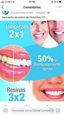 Solicito odontologa general