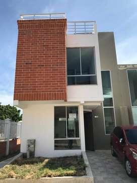 Casa nueva para vender