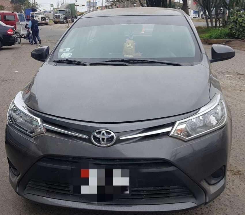 Toyota Yaris 2016 E (excelente Estado)Full Equipo 0