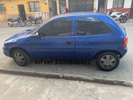 vendo corsa active en perfecto estado