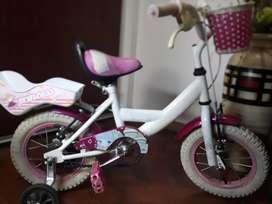 Bicicleta top mega rodado 12