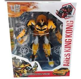 Carro Transformers medias 30cm×20cm
