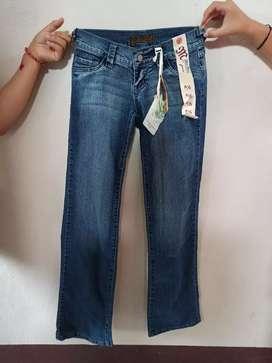 Pantalón bata ancha