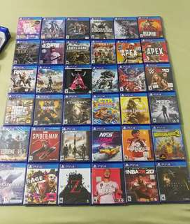 Playstation 4 ps4 juegos