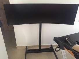Soportes especiales para monitores y tv