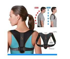 Corrector de postura energía magnética unisex (Nuevo)