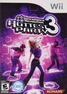 Dance Revolution Hottest Party 3 WII