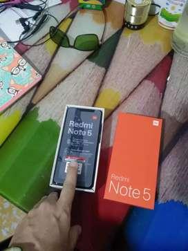 Xiaomi redmi Note 5 pro negro