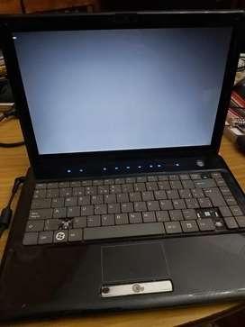 Notebook bgh para respuestos