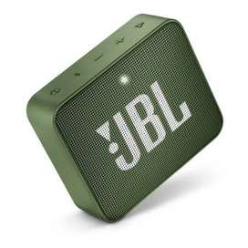 PARLANTE BLUETOOTH JBL GO 2 3W VERDE OSCURO BLUETOOTH PORTATIL IPHONE ANDROID