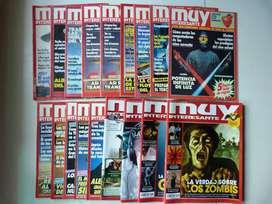 Lote Revistas Muy Interesante