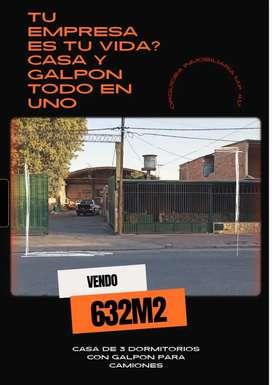 ORQUÍDEA INMOBILIARIA VENDE CASA CON GALPÓN