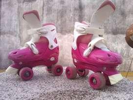 Vendo patines nada de uso