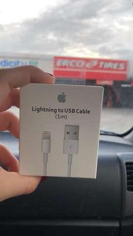 Cargador original iphone cable usb