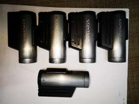 Lote 5 cámaras Contour 2+ para repuestos