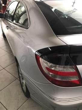 Mercedes benz c220 diesel 2007