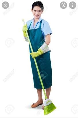 Busco personal de limpieza