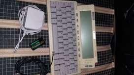 computador landel mailbug terminal portatil de correo electronico