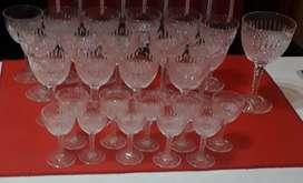 Cristalería baccarat