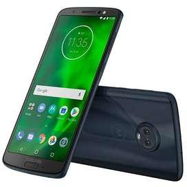 Motorola Moto G6 Play 5,7 Pulgadas 32gb Ram 3gb 4000mah
