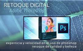 Curso flash de RETOQUE DIGITAL