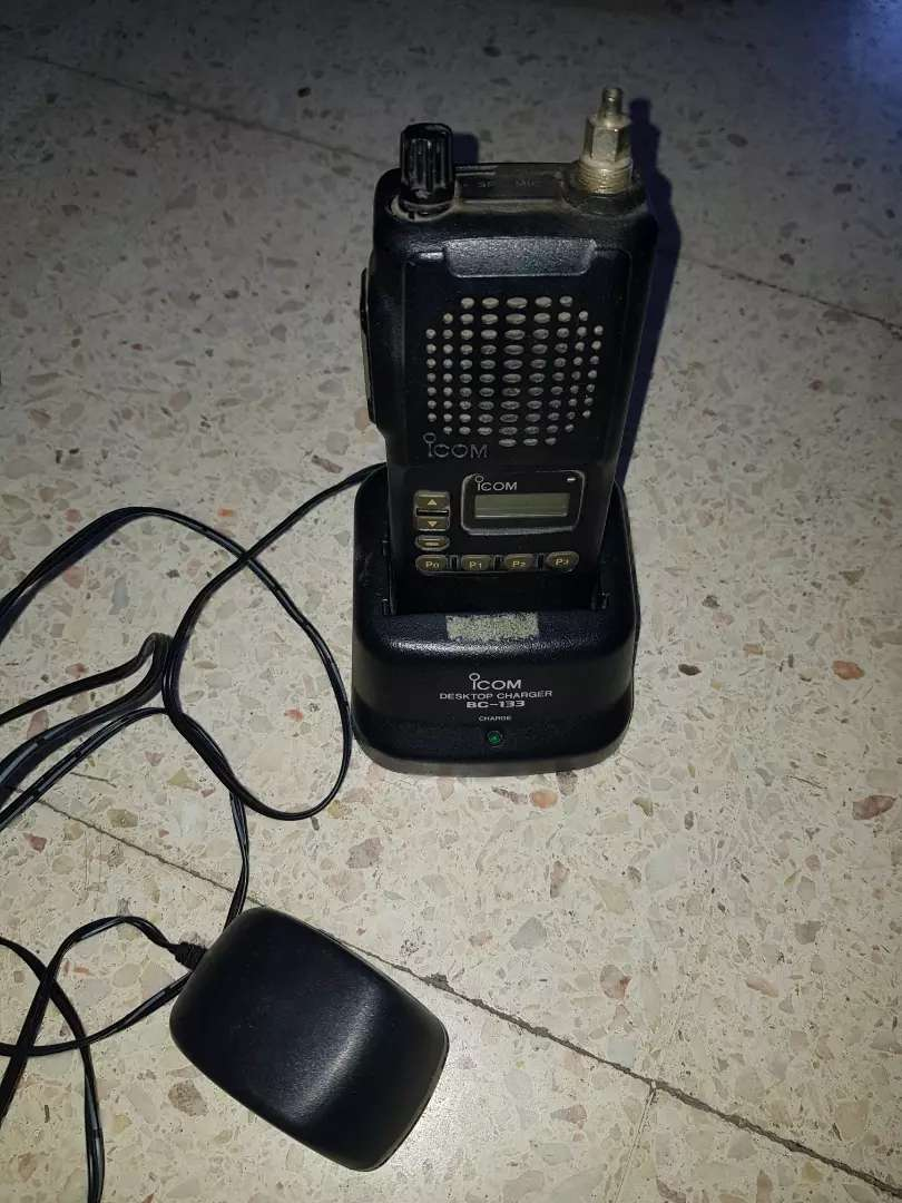 Handy icom BC-133 0